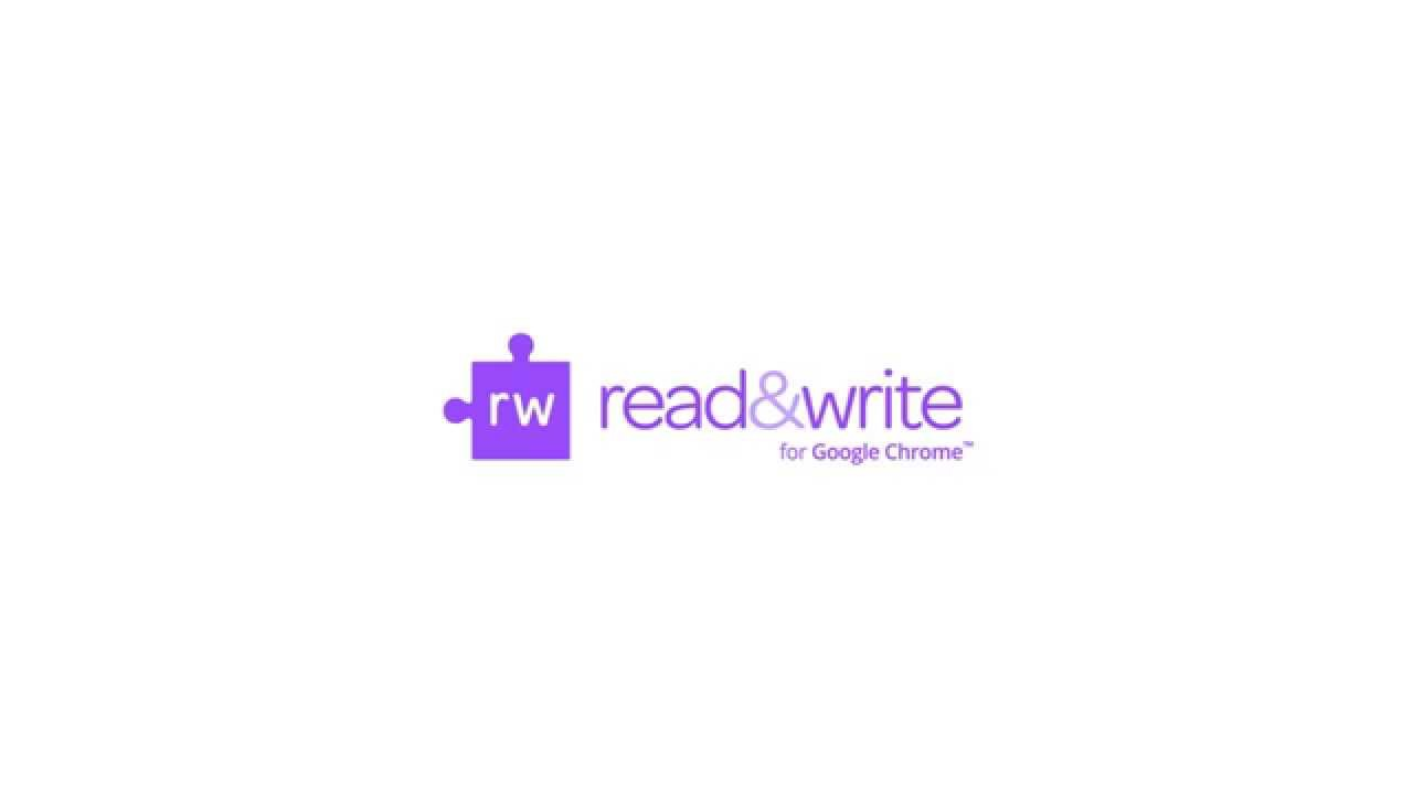 Read&Write For Google   Texthelp