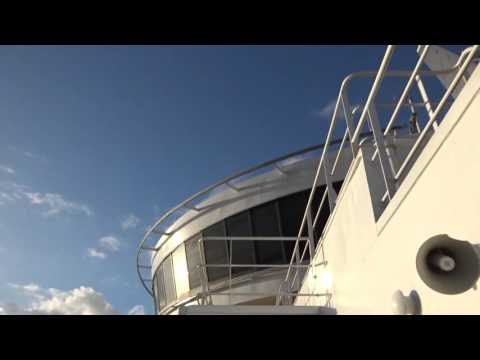 2nd video. Cruiseferry Tour: Onboard Color Line M/S Color Magic (2007). 17 APR 2016