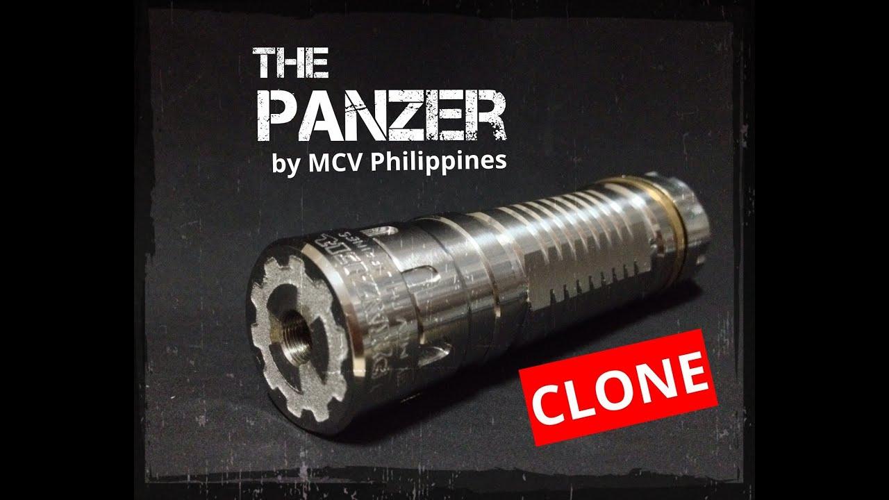 panzer mech mod not firing