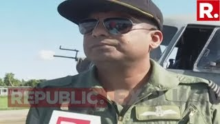 Watch Republic TV's Exclusive Report With The IAF Heroes Undertaking Rescue Ops In J&K