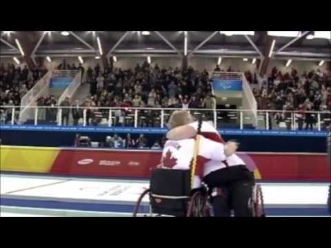 The best moments of the 2006 WInter Paralympics in Torino