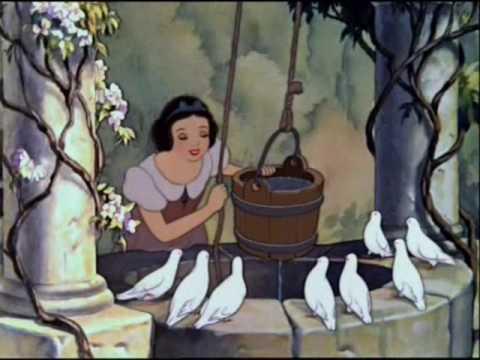 Disney - Biancaneve e i sette nani - Il pozzo dei desideri - Una canzone