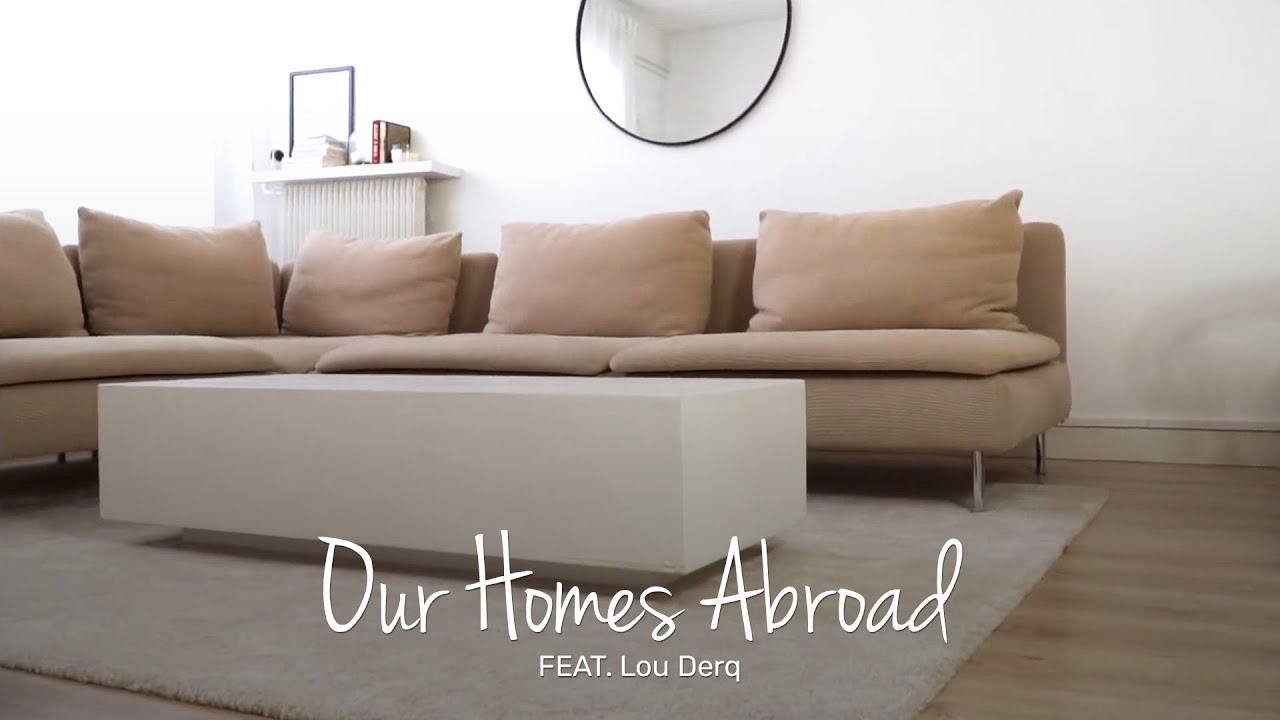 Custom IKEA Soderhamn Sofa Covers by Comfort Works feat. @Lou Derq | Slipcover Review | THA#8