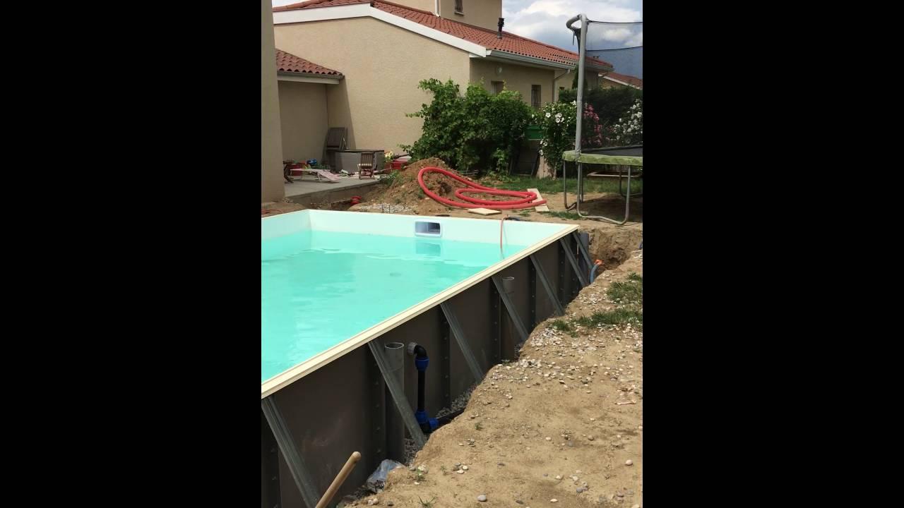 """Comment Faire Une Piscine Soi Meme le kit piscine """"prêt-à-monter"""" aquilus : pourquoi pas moi ?"""