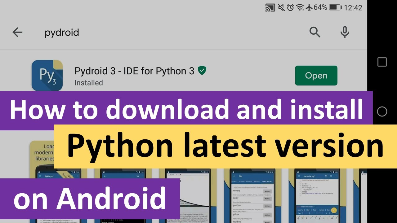 How to Download and Install Python Latest Version on ...