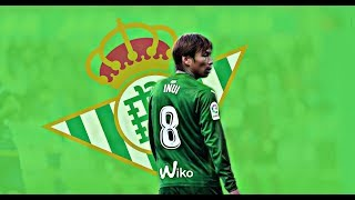 Takashi Inui - Welcome to Real Betis | Best skills & goals • 2017/2018 | HD