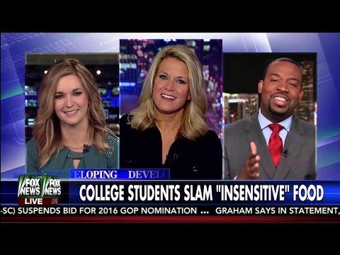 "Oberlin College Students Slam ""Insensitive"" Food - Katie Pavlich"