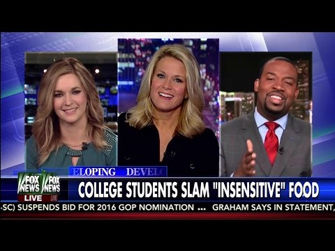 "Oberlin College Students Slam ""Insensitive"" Food - Katie Pavlich"