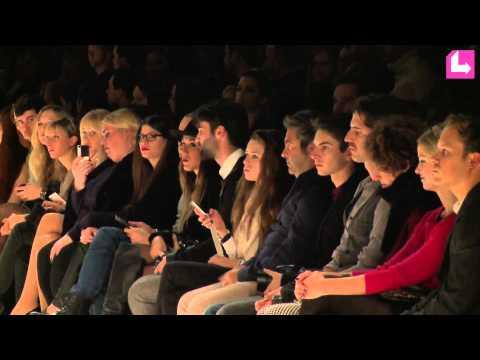 Mercedes Benz Fashion Days 2013 - Hinter den Kulissen mit Edison Kelmendi