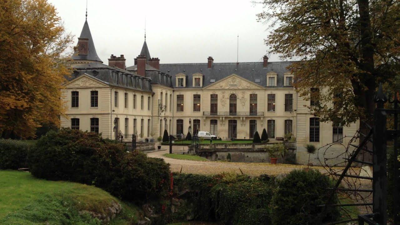 rousseaus garden and chateau dermenonville - Chateau D Ermenonville Mariage