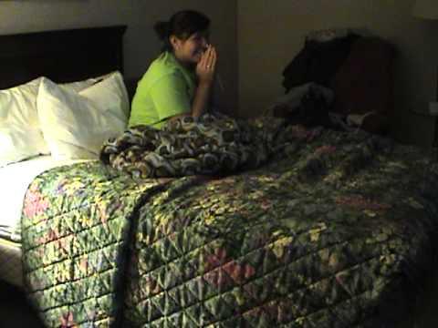 Sex noise in hotel