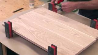 Tips for a Panel Glue Up