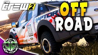 OFF-ROAD ACTION : The Crew 2 BETA Gameplay : PC Let