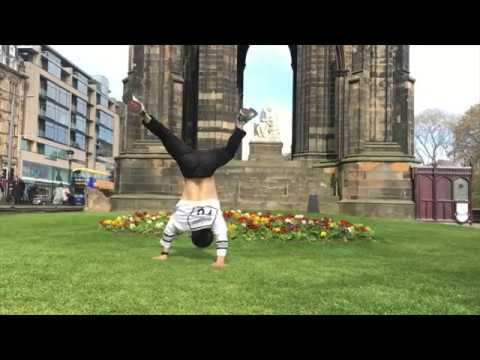Bboy Pocket United Kingdom, Scotland Tour