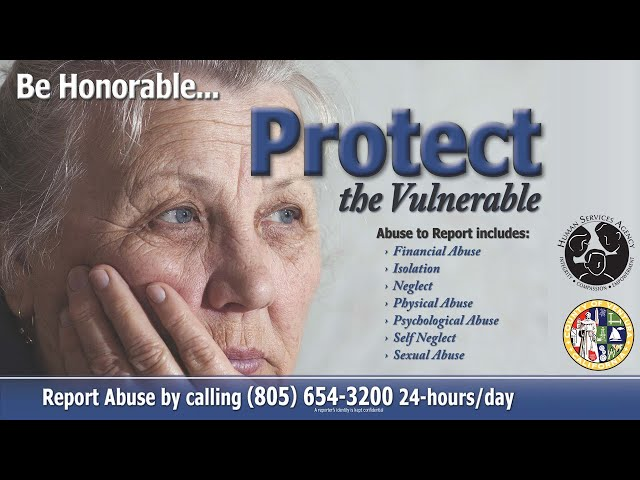 VCHSA – May 2020 Older Americans Month