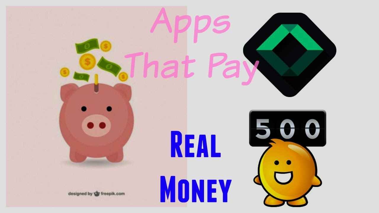 Apps With Real Money