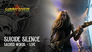 Suicide Silence Sacred Words LIVE Summer Breeze Open Air 2015