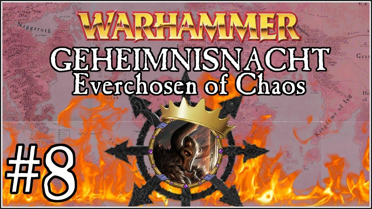 Geheimnisnacht: Everchosen #8 - Wolf-Blood - Crusader Kings 2 Mod