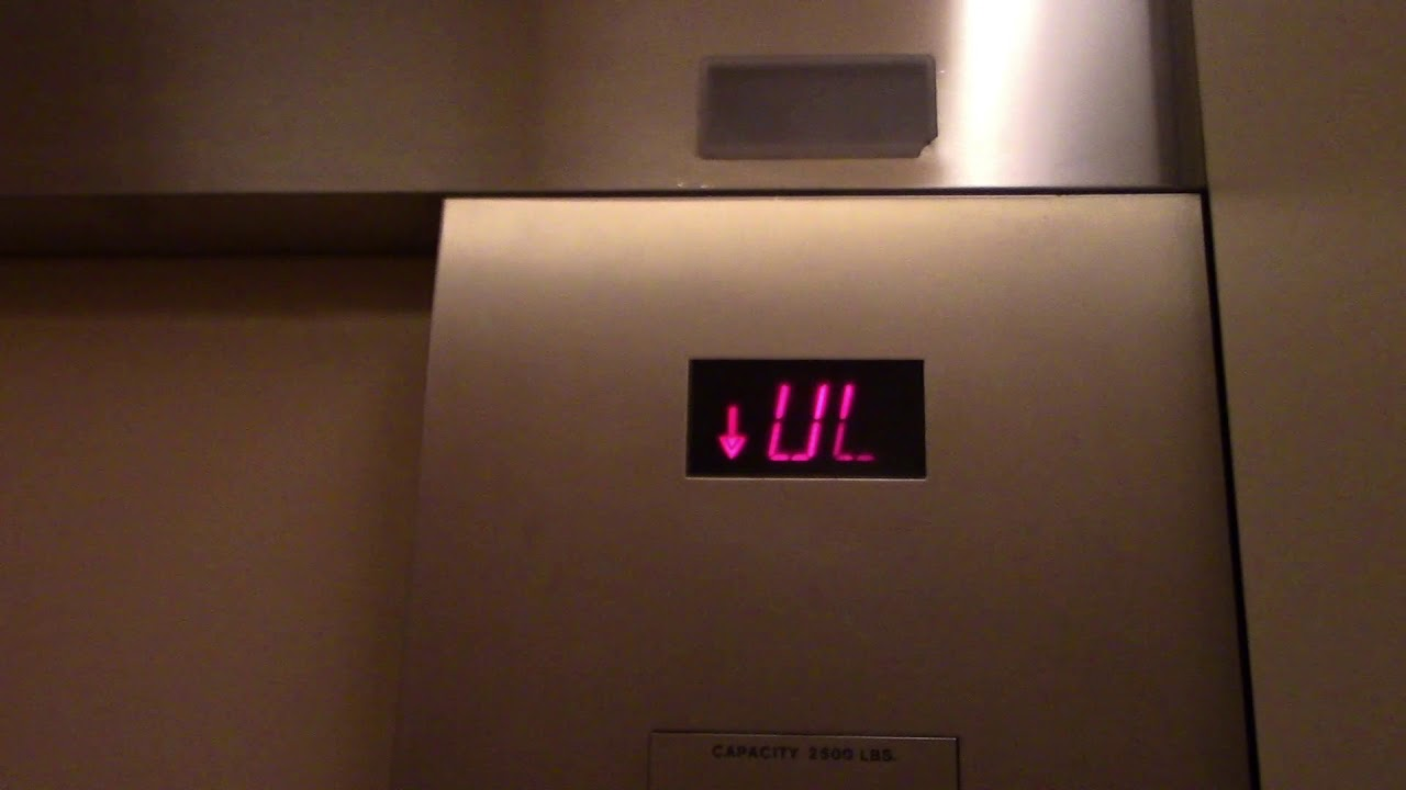 Westinghouse/Schindler Hydraulic Elevator Hahne\'s/Lord & Taylor ...