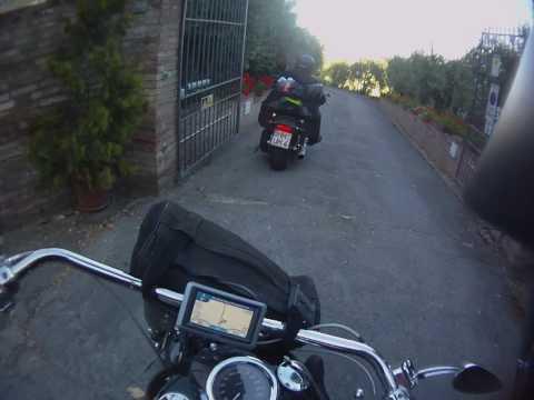 Entry SIENA / Italy & Way To Hotel PORTA ROMANA