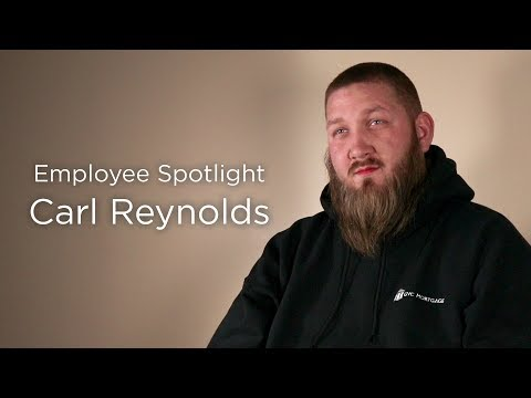 Employee Spotlight: Carl Reynolds