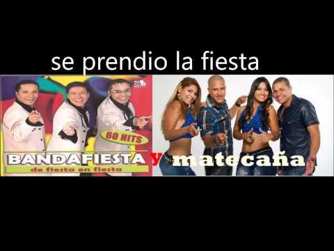 BANDA FIESTA Y MATECAÑA ORQUESTA MIX