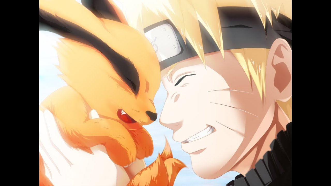 Naruto And Kurama [AMV] Bring Me Back To Life