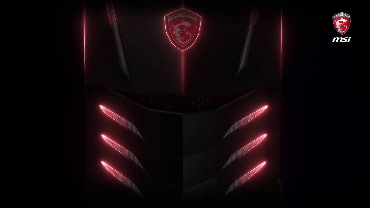 Petit coup d'œil sur le nouveau PC Gaming Aegis Ti