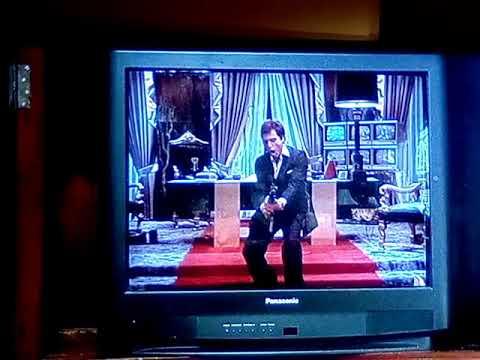 Shot Gun in Panasonic TV - YouTube