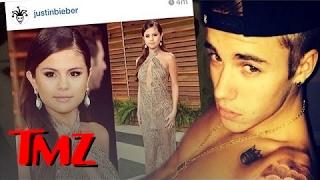 Selena Gomez Laughs Over Justin Bieber&#39s Instagram Flattery  TMZ