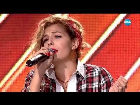 Вирджиния Събева - X Factor кастинг (24.09.2017)