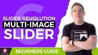 Slider Revolution Tutorial WordPress - Multi Image Slider
