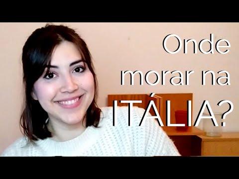 A MELHOR CIDADE para morar na ITÁLIA | Como escolher onde viver!