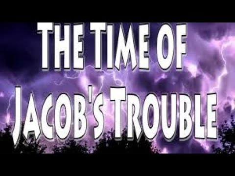 Jacob's trouble is OVER, we will be saved OUT of IT