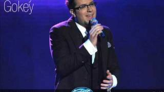 Danny Gokey - Come Rain or Come Shine (full version with lyrics)