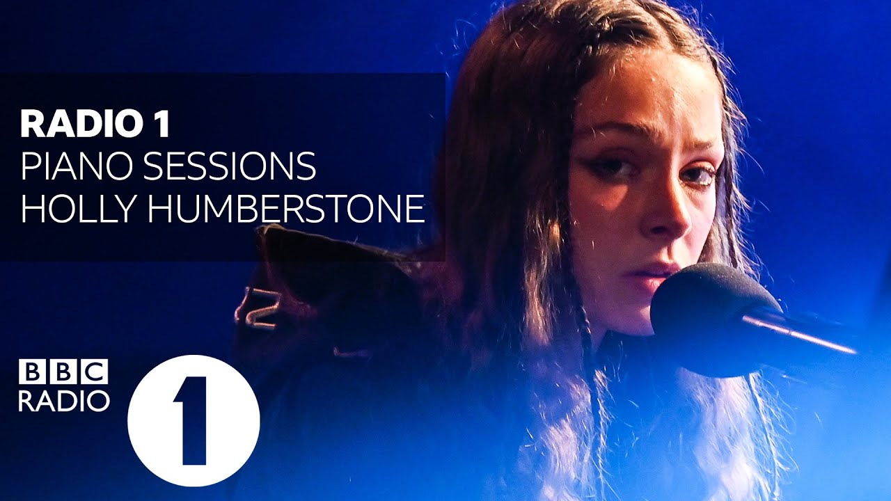 Holly Humberstone - Haunted House - Radio 1 Piano Sessions