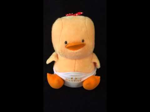 Piyo Piyo Plush Stuffed Animal Chick Singing Old MacDonald
