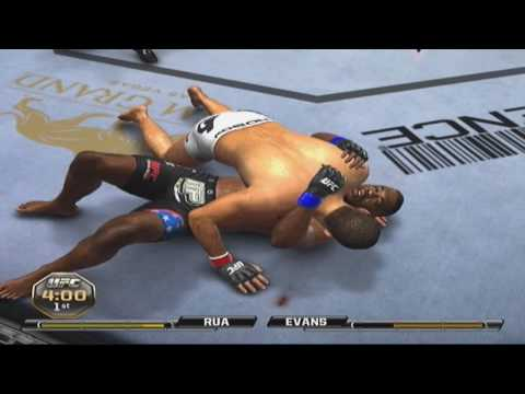 [Tutorial] How To Do A Submission In UFC Undisputed 2010 Demo/Game
