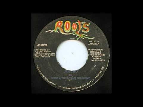 7'' Enos & The Might Diamond - Jericho (& Dub)