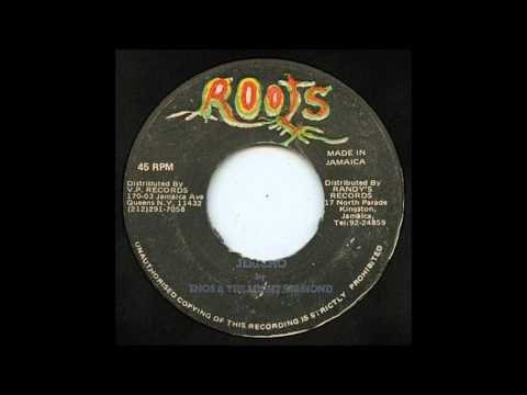 7'' Enos & The Might Diamond - Jericho (& Dub)