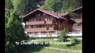 Chalet Perle Holiday apartment in Grindelwald