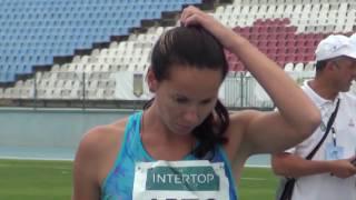 Стрибки у висоту, жінки, фінал (чемпіонат України-2017 з легкої атлетики)