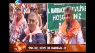 EGE TV HABER MUSA ÇAM, GÜZELBAHÇE PAYAMLI BARDACIK FESTİVALİ'NDE YAPTIĞI KONUŞMASI,12.08.2013