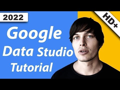 Google Data Studio Tutorial zum nachmachen und verstehenиз YouTube · Длительность: 19 мин26 с