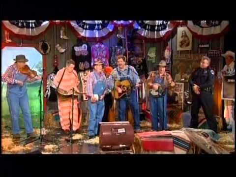Tennessee Mafia Jug Band on the Marty Stuart Show