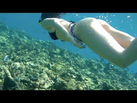 Maldives - Exploring Huraa Island