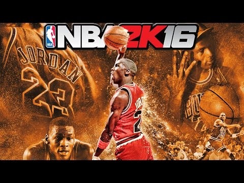 NBA 2K16 - Official Michael Jordan Trailer and Gameplay