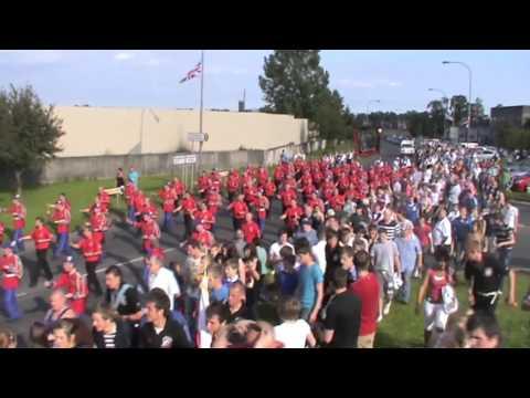 Portadown Defenders Auld Boys + Portadown Defenders 13th July Portadown