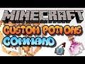 Minecraft Xbox One Command Block Custom Potion (Bedrock Edition) MCPE Commands