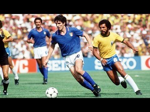 Paolo Rossi - España 1982 - 6 goals